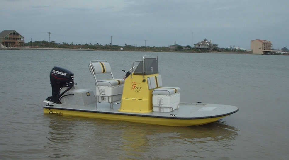shoalwater boats 14 5 foot catamaran shallow fishing boat