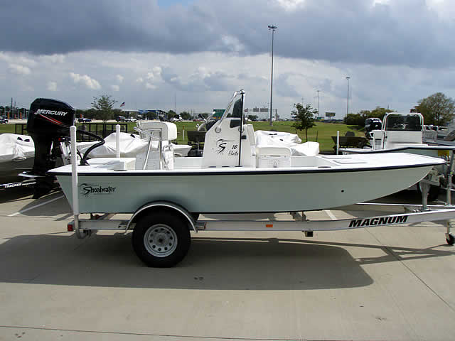 93 Shoalwater 16' Sport-First Post - 2CoolFishing