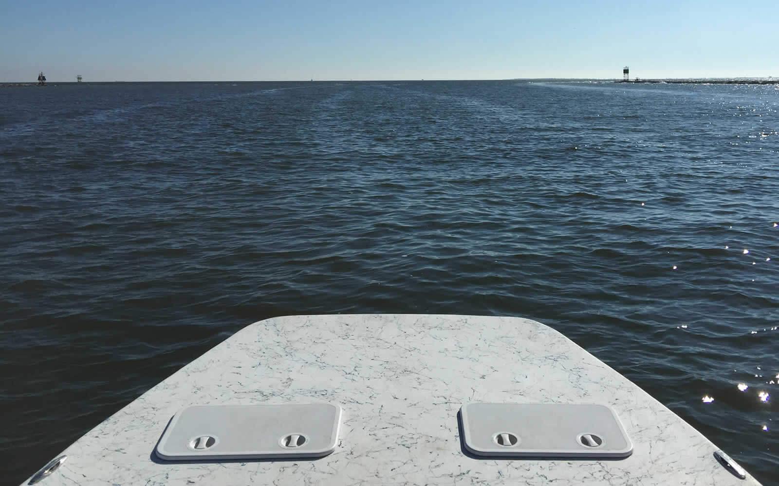 Shoalwater Boats 21 Foot Catamaran Shallow Fishing Boat
